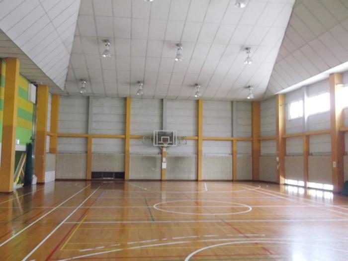 2階体育ホール